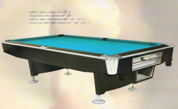 法式台球桌