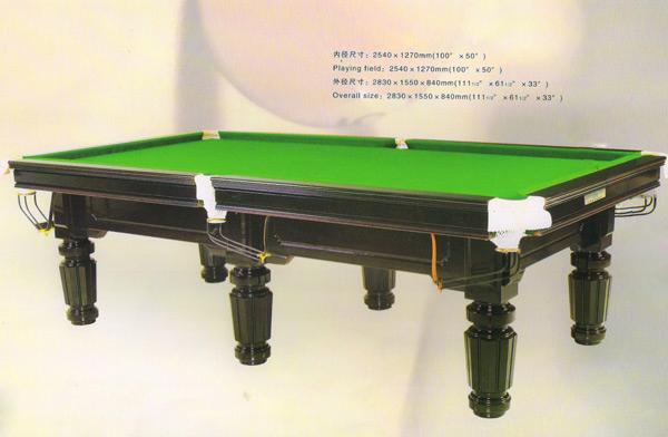 美式台球桌