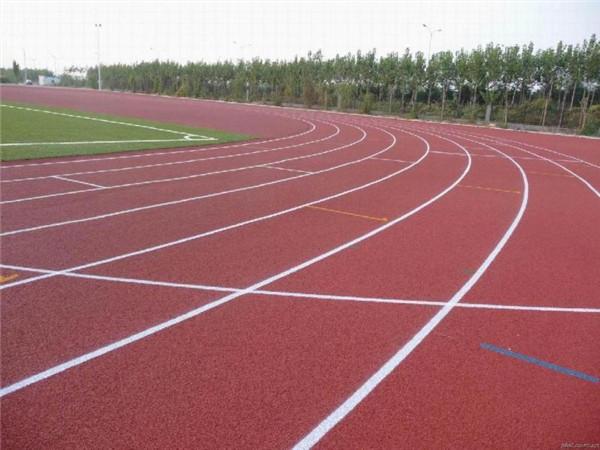 塑胶运动跑道
